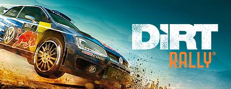 DiRT Rally - 尘埃拉力赛