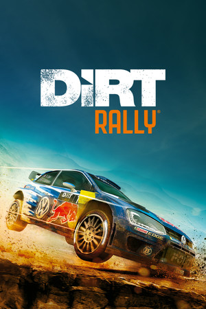 DiRT Rally poster image on Steam Backlog