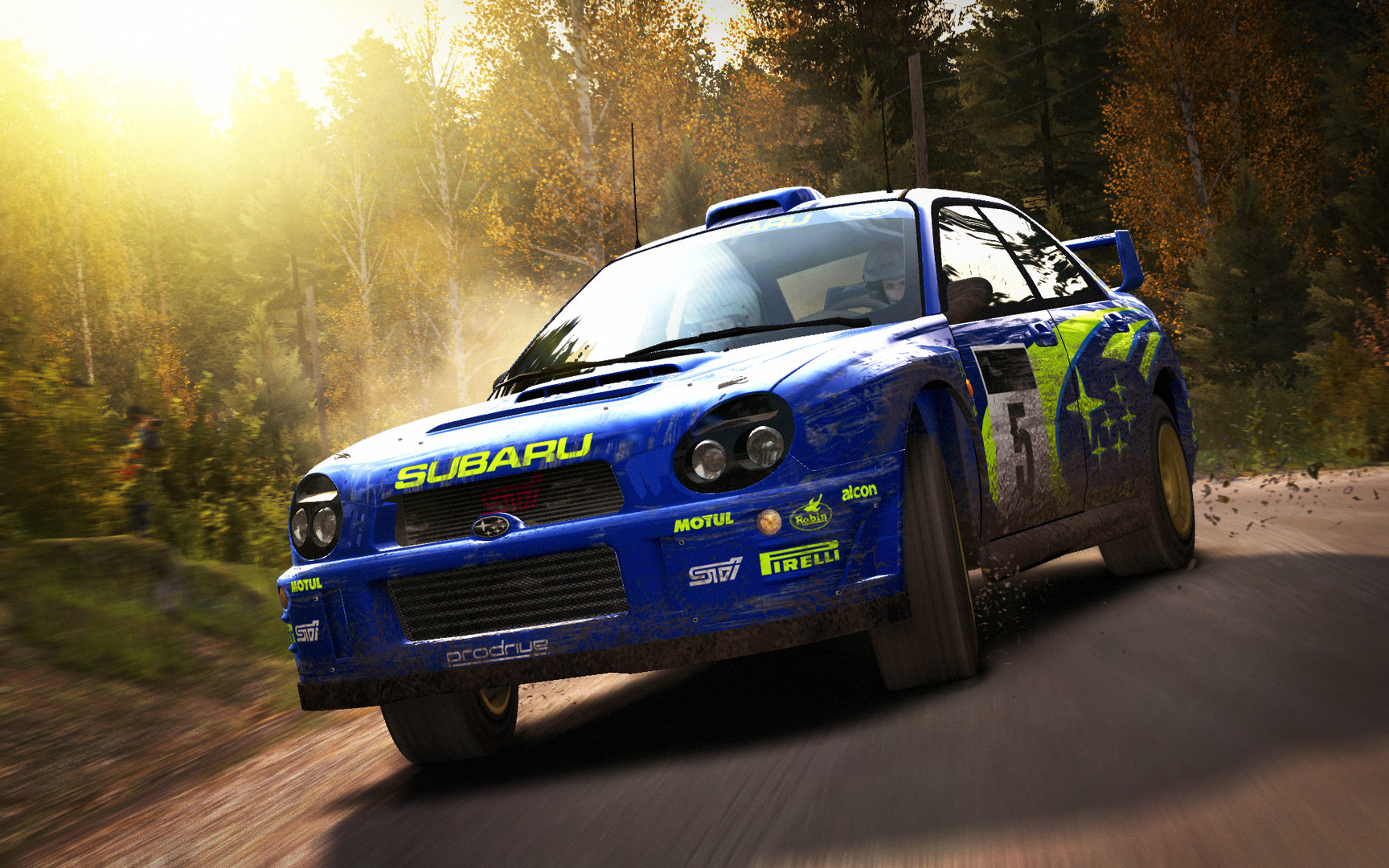 DiRT Rally-RELOADED