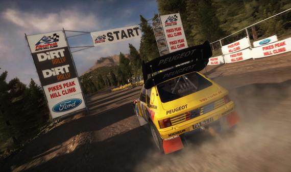 скриншот DiRT Rally 1