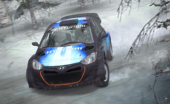 Скриншот из DiRT Rally