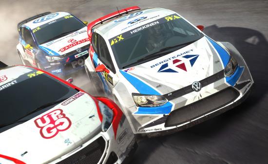 скриншот DiRT Rally 3