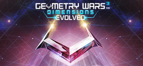 Geometry Wars 3: Dimensions Evolved cover art