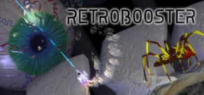 Retrobooster cover art