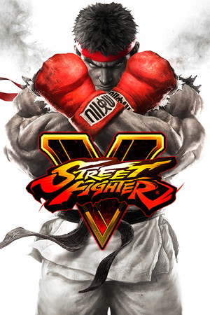 Street Fighter V poster image on Steam Backlog