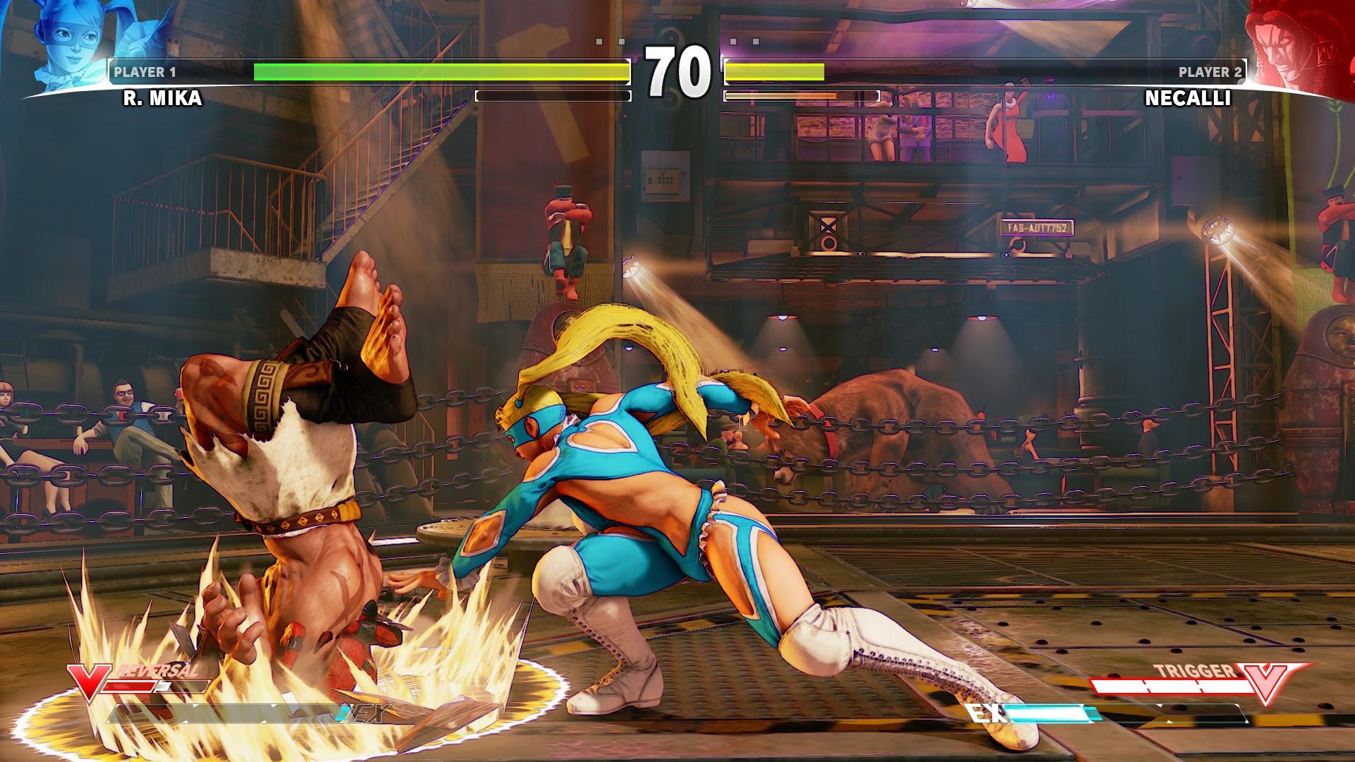 Street Fighter V: Arcade Edition Fix incl DLC Unlocker-CODEX