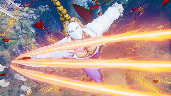Street Fighter V Screenshot