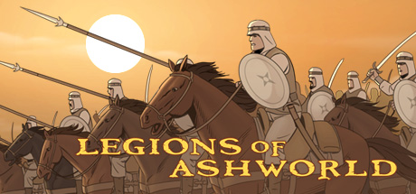 Teaser for Legions of Ashworld