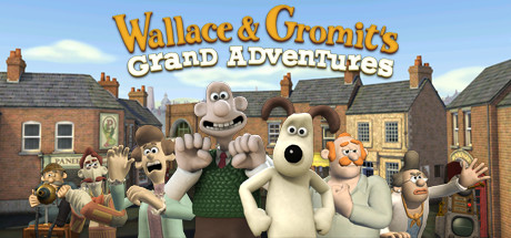 Wallace & Gromit Ep 1: Fright of the Bumblebees