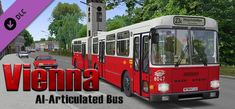 OMSI 2 Add-on AI-Articulated Bus for Vienna