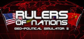 Rulers of Nations cover art