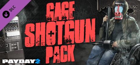 PAYDAY 2: Gage Shotgun Pack | DLC