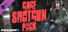 PAYDAY 2: Gage Shotgun Pack