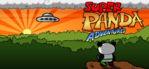 Super Panda Adventures cover art