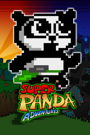 Super Panda Adventures poster image on Steam Backlog