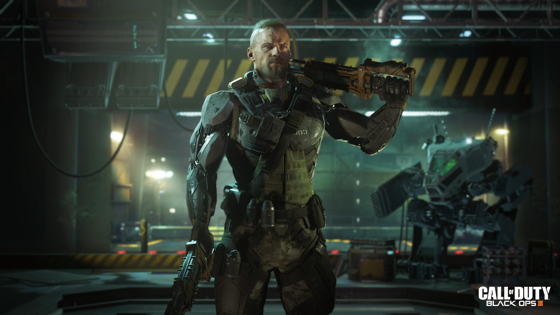 Call Of Duty Black Ops III ESPAÑOL PC Full + Update 2 (RELOADED) + REPACK 11 DVD5 (JPW) 10