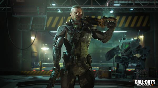 Capture d'écran n°2 du Jeu Call of Duty 15 : Black Ops III