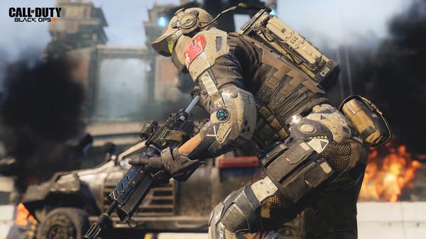 Capture d'écran n°3 du Jeu Call of Duty 15 : Black Ops III