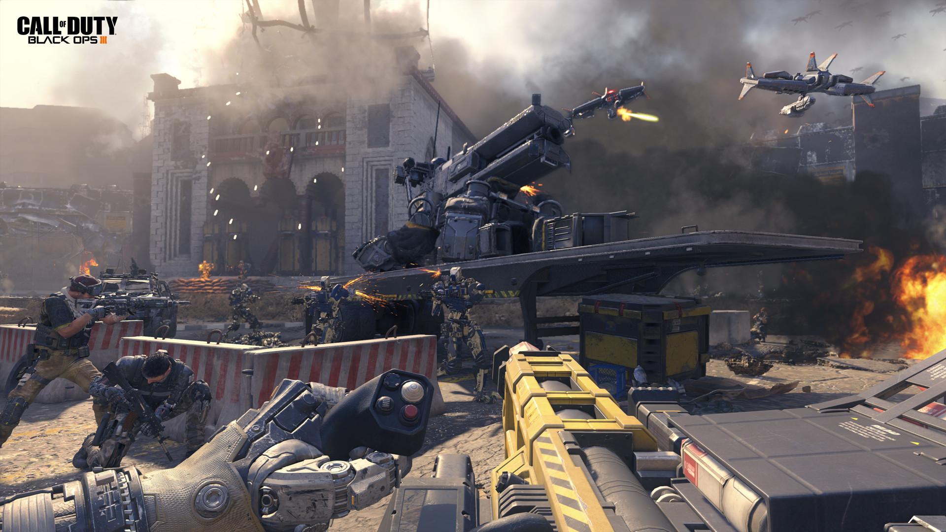 Call Duty Black III-CorePack