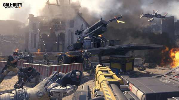 Capture d'écran n°5 du Jeu Call of Duty 15 : Black Ops III