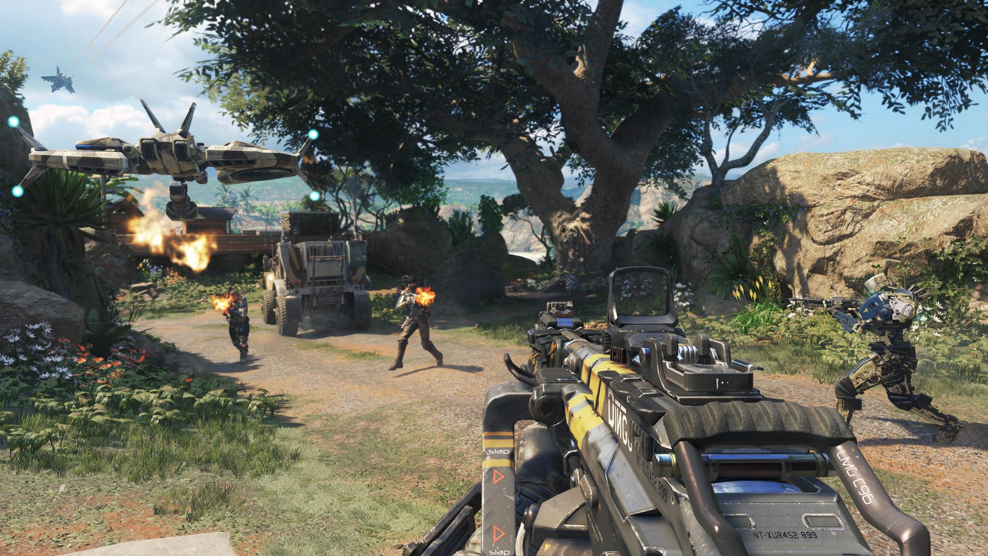 Call Of Duty Black Ops III ESPAÑOL PC Full + Update 2 (RELOADED) + REPACK 11 DVD5 (JPW) 12