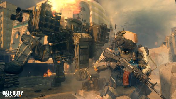 Capture d'écran n°1 du Jeu Call of Duty 15 : Black Ops III