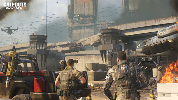 Capture d'écran n°7 du Jeu Call of Duty 15 : Black Ops III