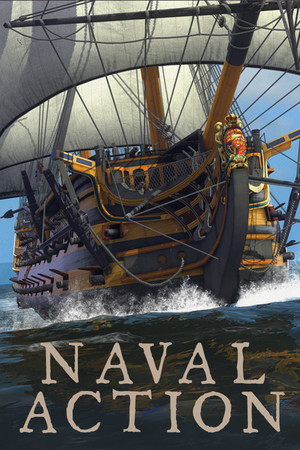 Naval Action poster image on Steam Backlog