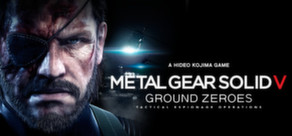METAL GEAR SOLID V: GROUND ZEROES cover art