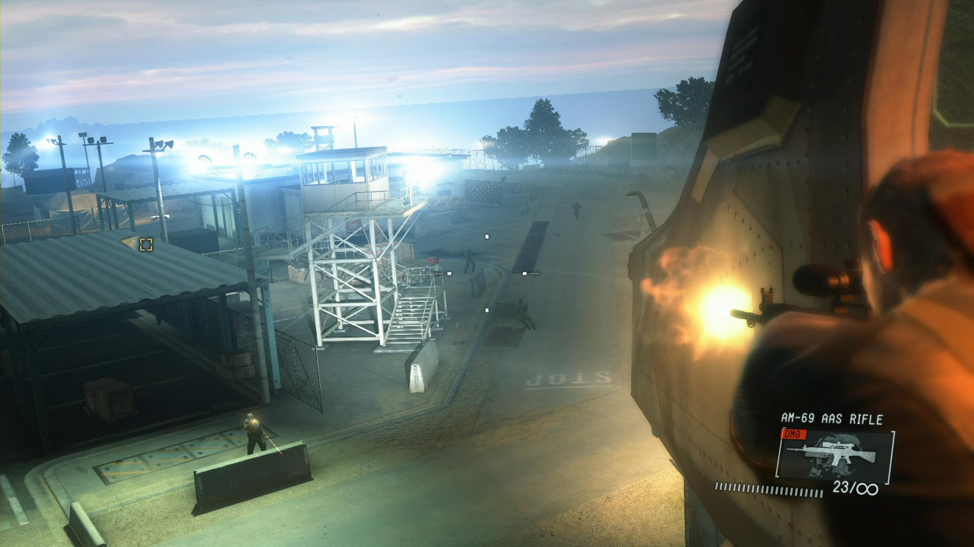 Metal Gear Solid V Ground Zeroes Full PC ESPAÑOL (CODEX) 9