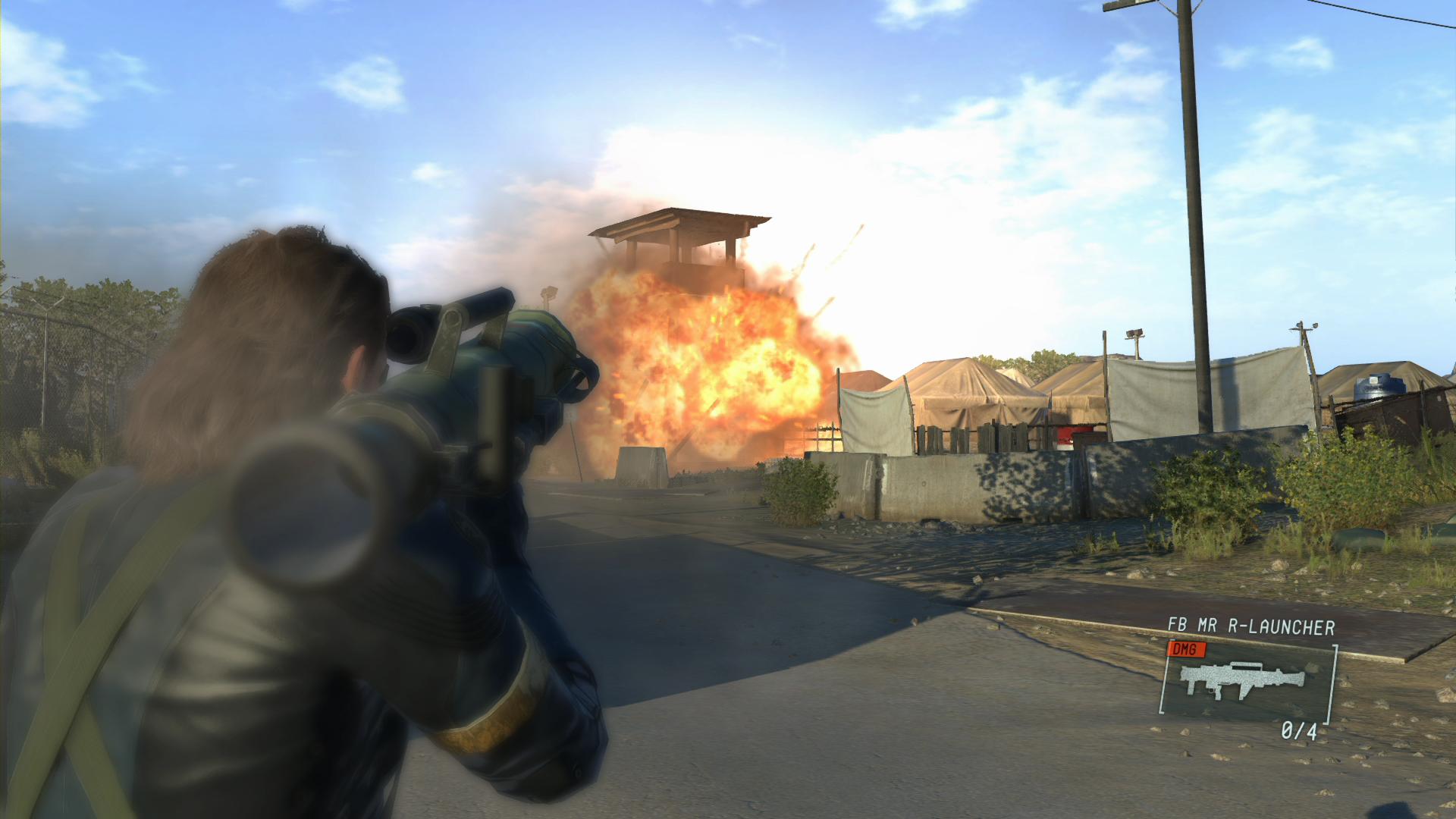 Metal Gear Solid V Ground Zeroes Full PC ESPAÑOL (CODEX) 7