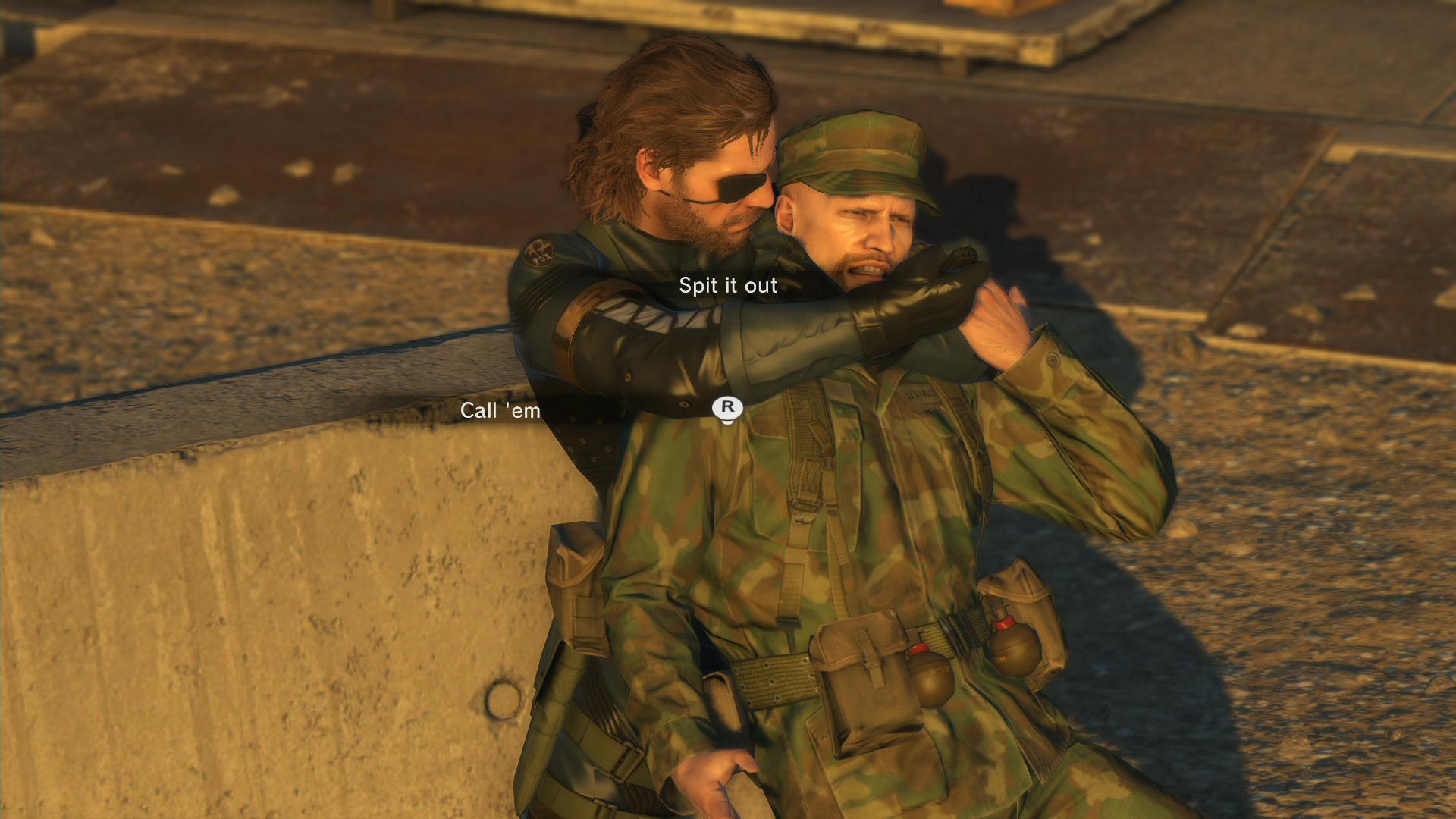 Metal Gear Solid V Ground Zeroes Full PC ESPAÑOL (CODEX) 10