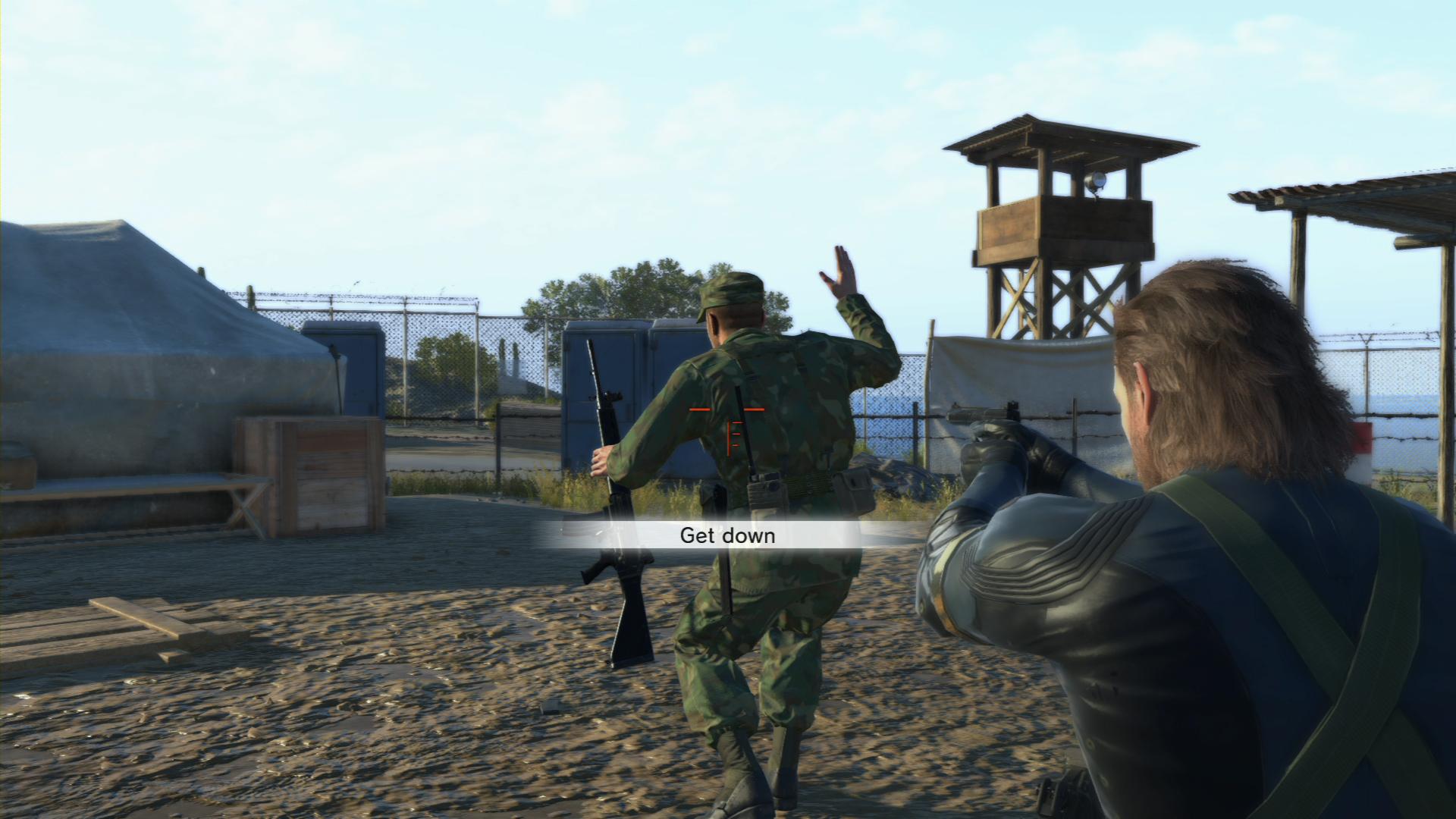 Metal Gear Solid V Ground Zeroes Full PC ESPAÑOL (CODEX) 11