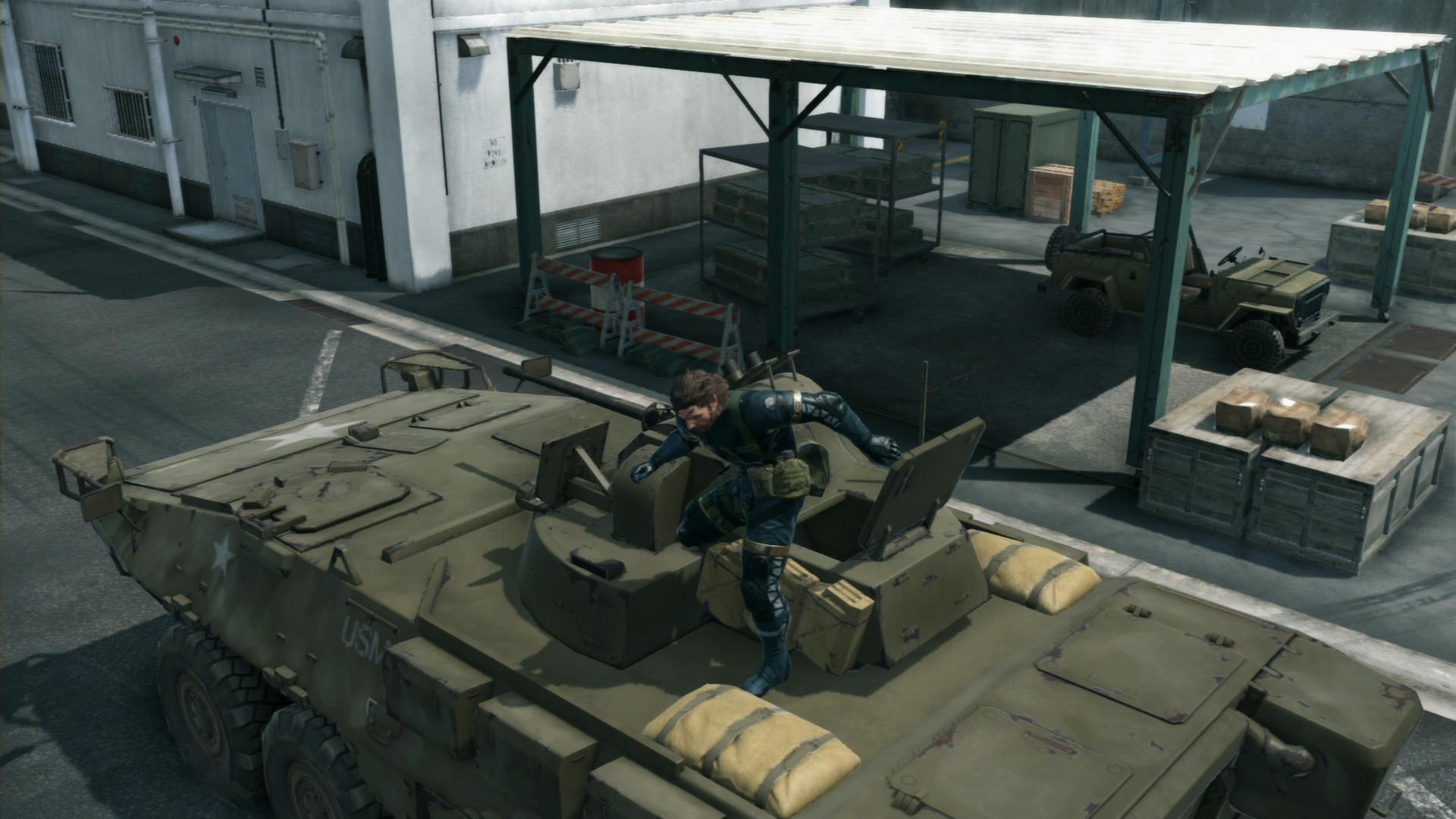 Metal Gear Solid V Ground Zeroes Full PC ESPAÑOL (CODEX) 3
