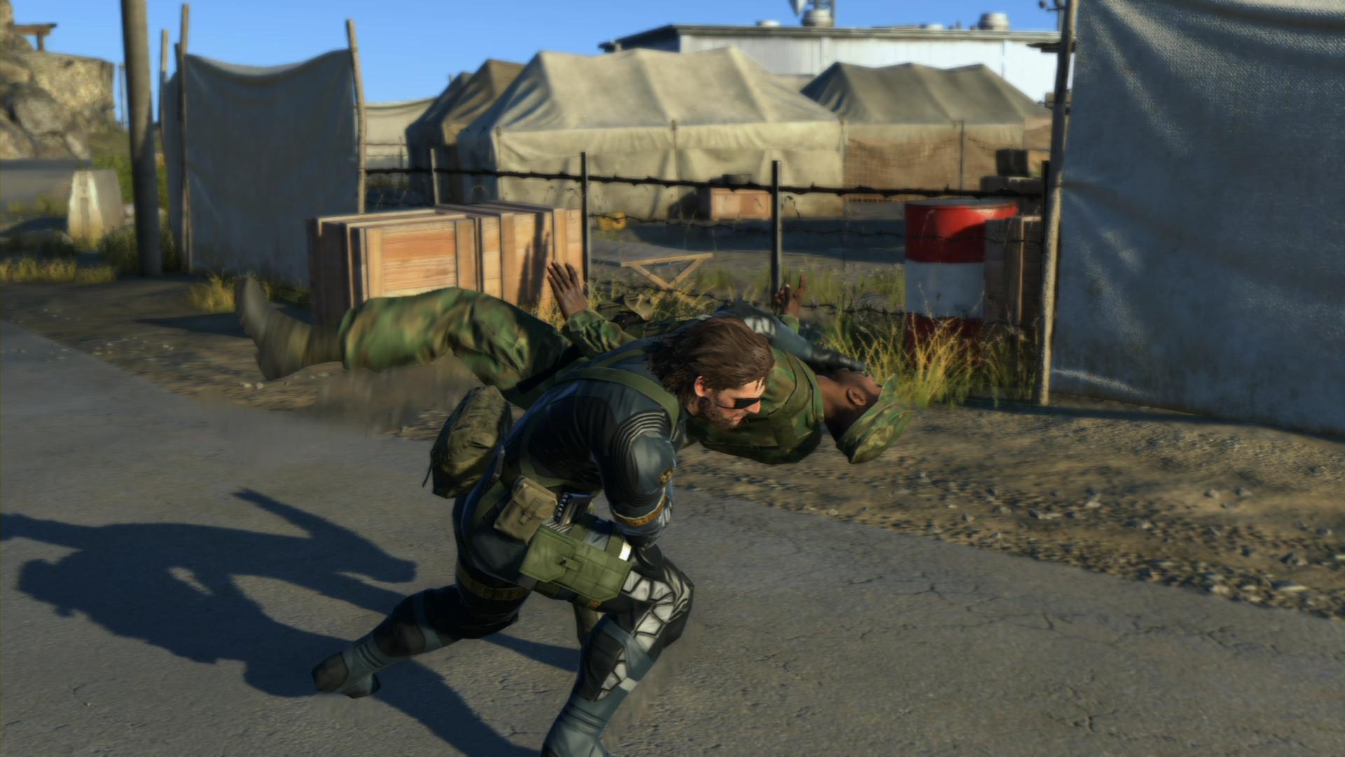 Metal Gear Solid V Ground Zeroes Full PC ESPAÑOL (CODEX) 4