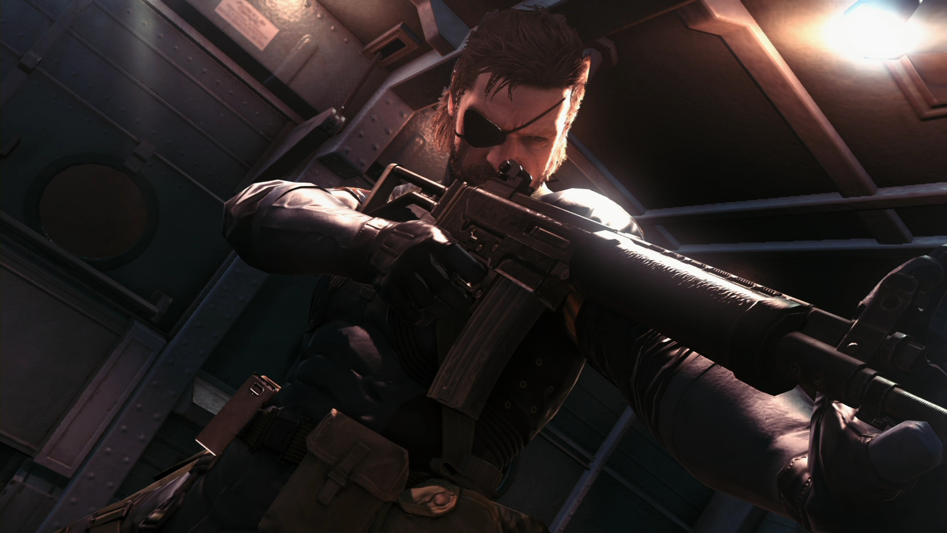 Metal Gear Solid V Ground Zeroes Full PC ESPAÑOL (CODEX) 2