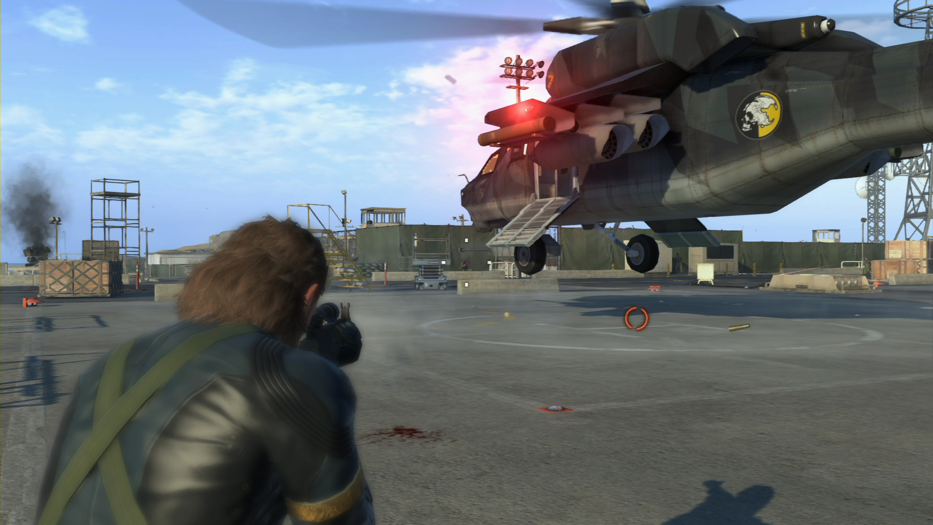 Metal Gear Solid V Ground Zeroes Full PC ESPAÑOL (CODEX) 6