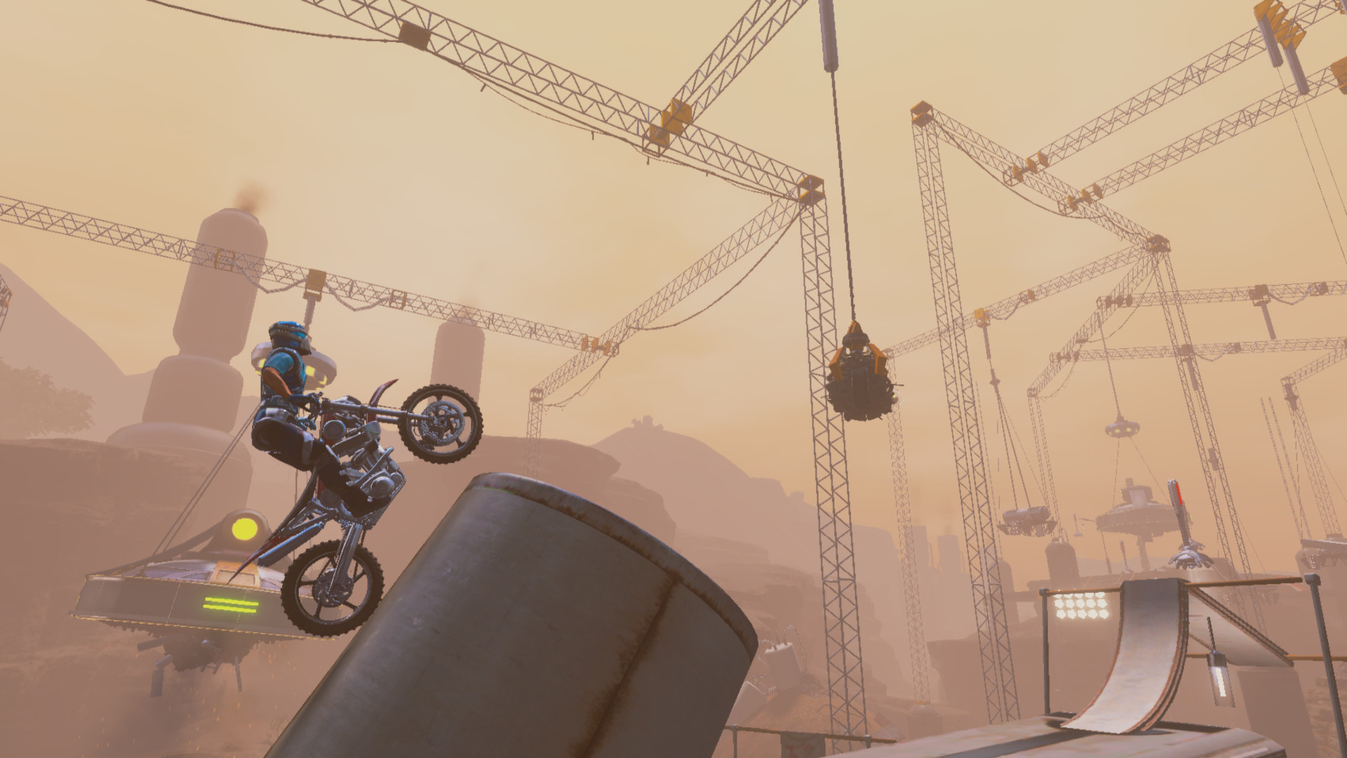 Trials Fusion Riders Of The Rustlands ESPAÑOL PC