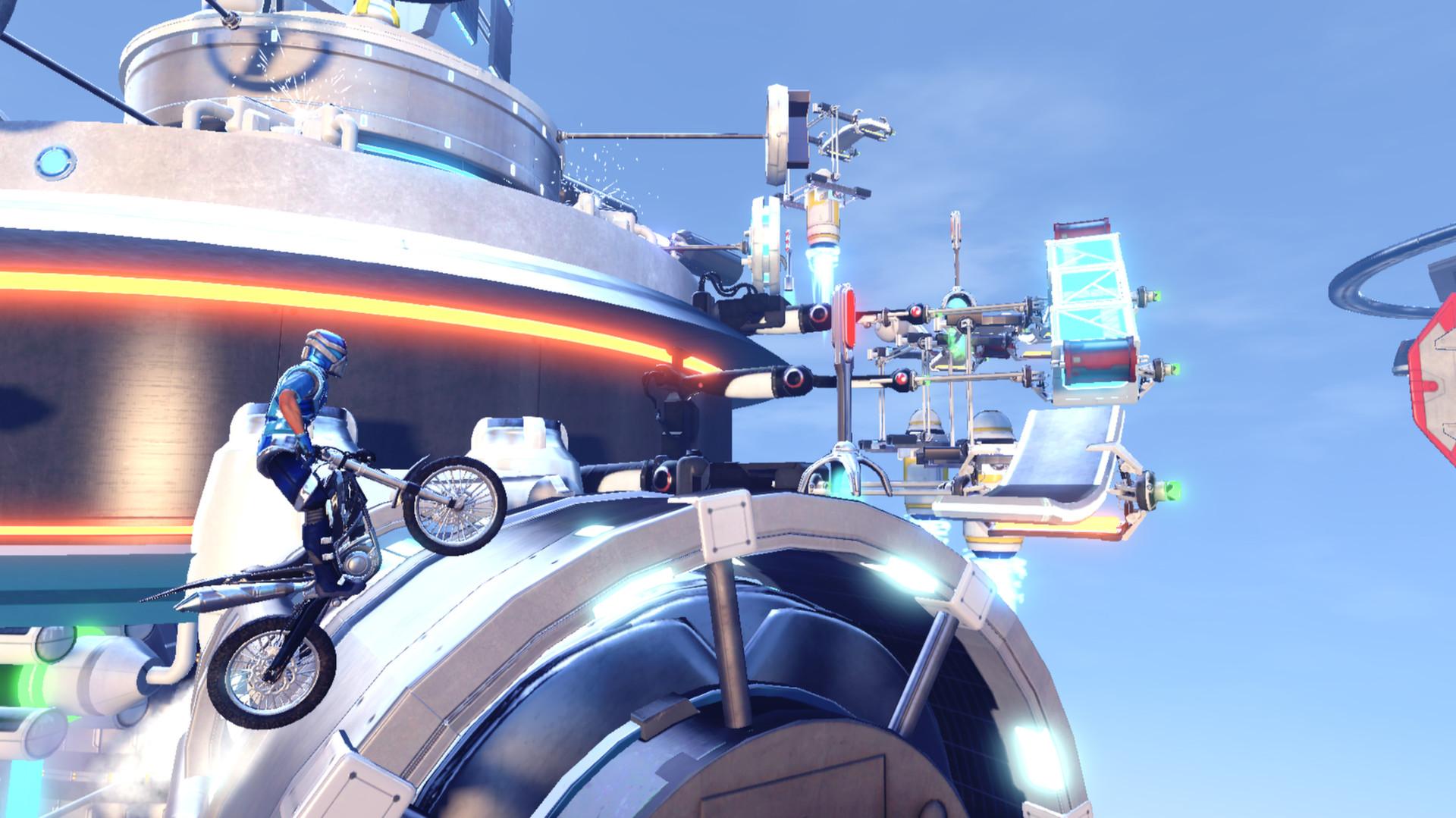 Trials Fusion Empire Of The Sky Multilenguaje ESPAÑOL PC (SKIDROW) 5