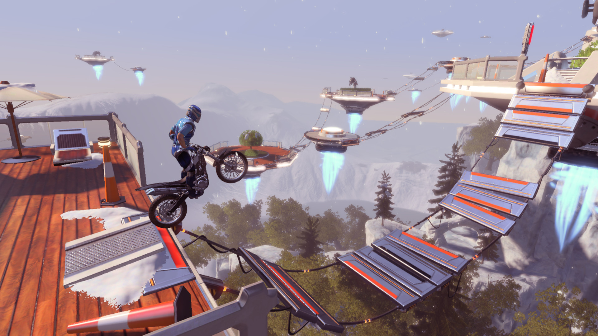 Trials Fusion Empire Of The Sky Multilenguaje ESPAÑOL PC (SKIDROW) 6