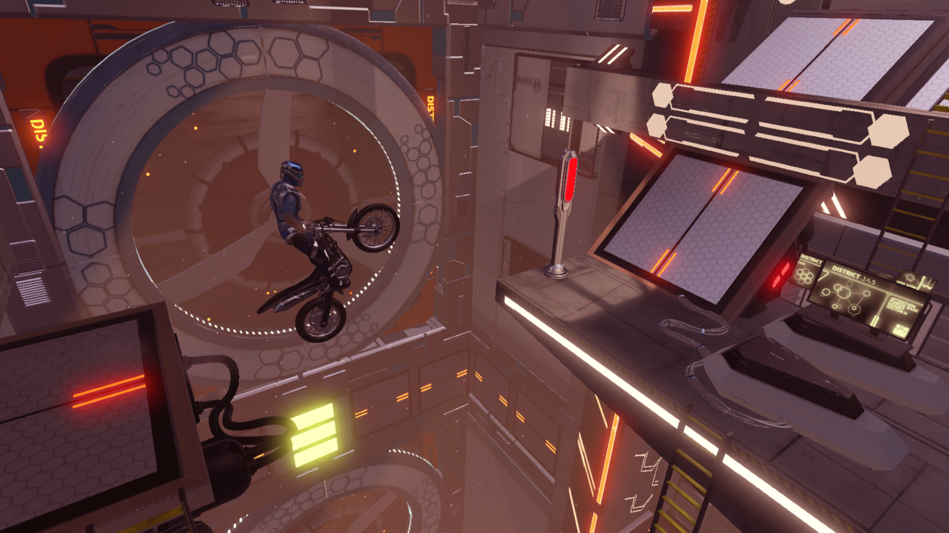 Trials Fusion Empire Of The Sky Multilenguaje ESPAÑOL PC (SKIDROW) 2