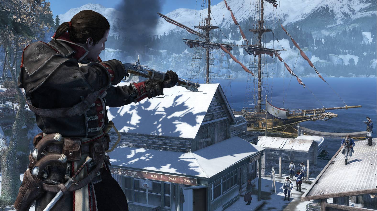 Assassin's Creed Rogue ESPAÑOL PC Full (CODEX) 4