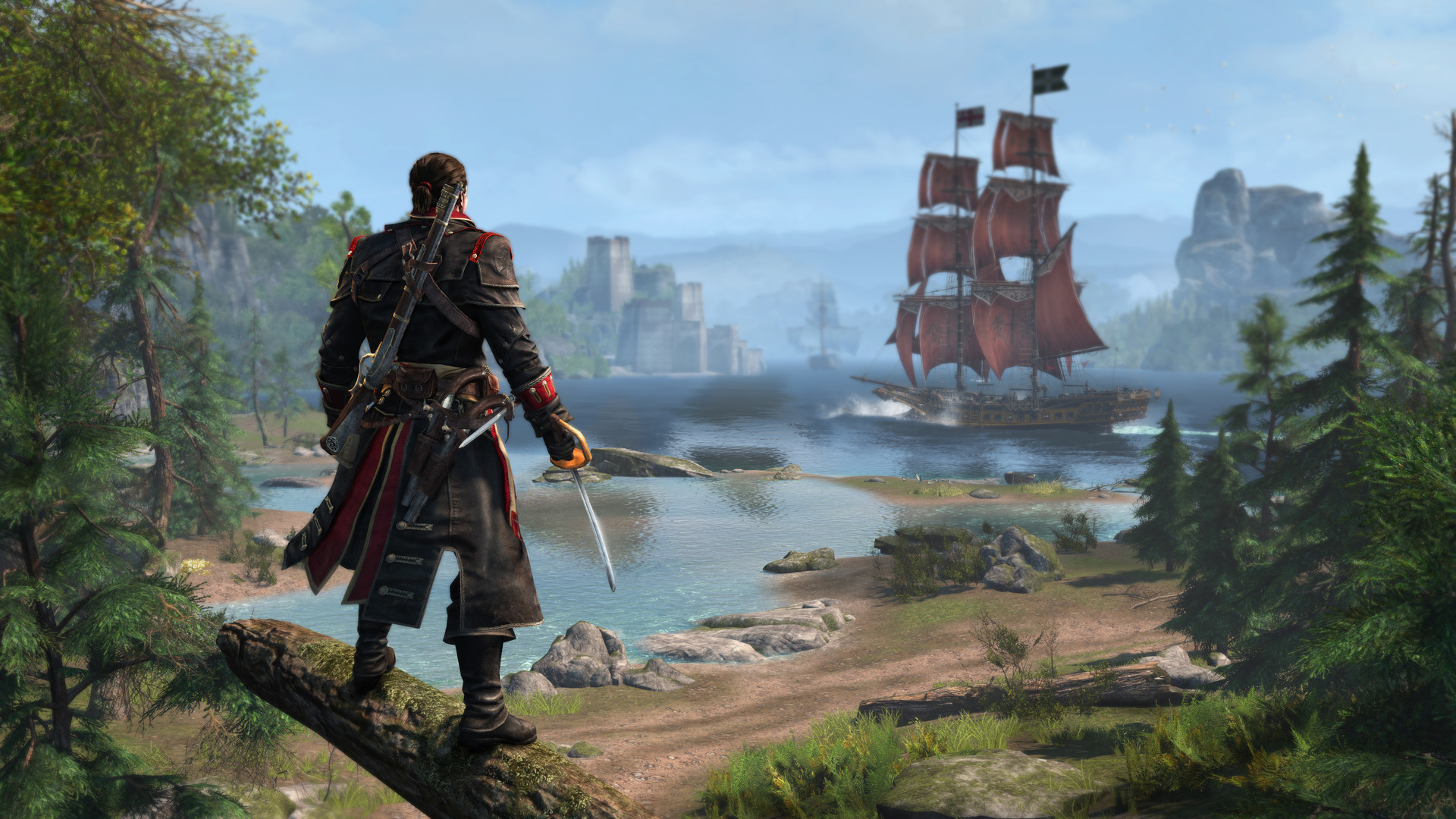 Link Tải Game Assassin's Creed Rogue Miễn Phí