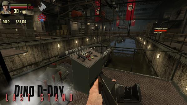 скриншот Dino D-Day: Last Stand DLC 3