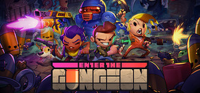 Enter the Gungeon cover art