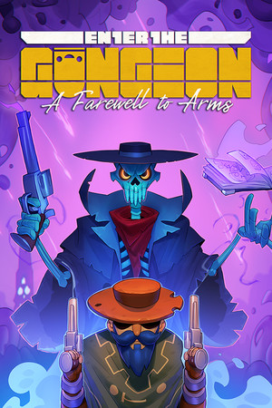 Enter the Gungeon poster image on Steam Backlog
