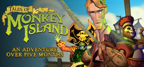 Tales of Monkey Island: Chapter 1 - Launch of the Screaming Narwhal Thumbnail