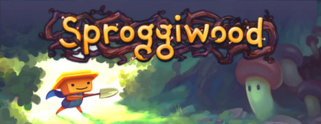 Sproggiwood - 森林之神