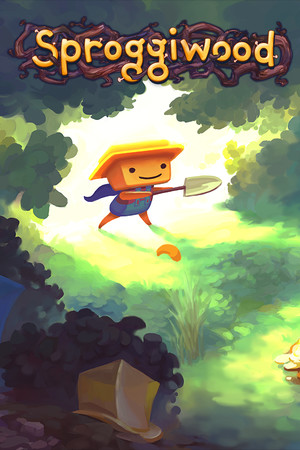 Sproggiwood poster image on Steam Backlog