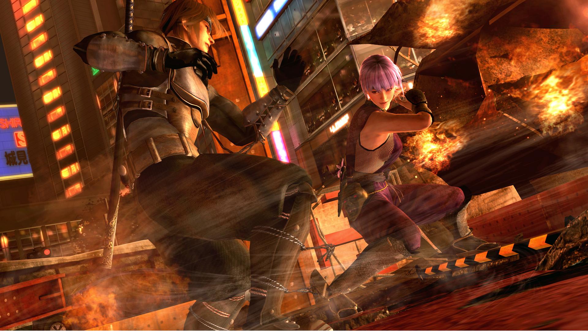 Dead Or Alive 5 Last Round ESPAÑOL PC Full (RELOADED) 5